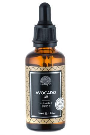 Авокадо масло, 50 мл Huilargan. Цвет: желтый