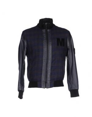 Куртка MAMUUT. Цвет: синий