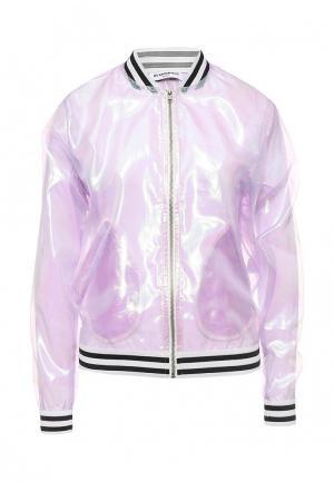 Куртка Glamorous. Цвет: фиолетовый