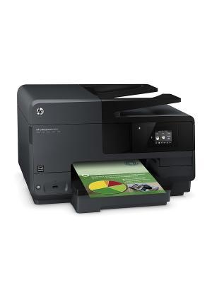 МФУ струйный HP OfficeJet Pro 8610. Цвет: серебристый