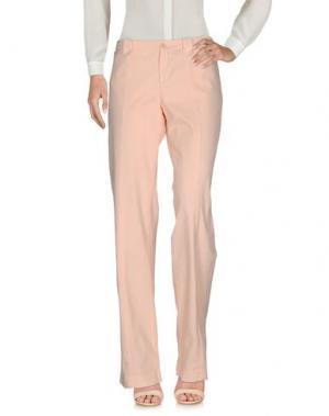 Повседневные брюки BROOKSFIELD. Цвет: светло-розовый