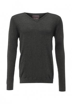 Пуловер Bruebeck. Цвет: серый