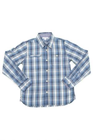 Рубашка Dodipetto. Цвет: бежевый