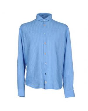Pубашка PANAMA. Цвет: лазурный