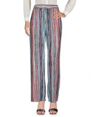 Повседневные брюки VIRIATO. Цвет: зеленый