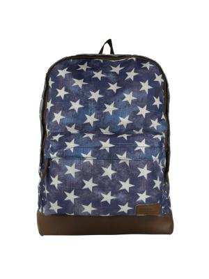 Рюкзак REGATTA. Цвет: темно-синий,темно-бежевый