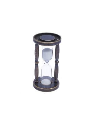Часы песочные ETHNIC CHIC. Цвет: антрацитовый, бронзовый, серо-коричневый