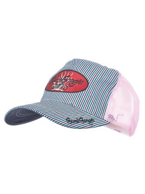 Бейсболка Bomboogie. Цвет: розовый