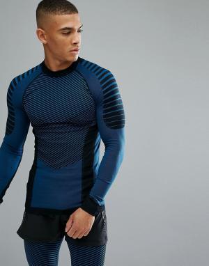 Craft Черный лонгслив Sportswear Active Intensity 1905337-999336. Цвет: черный