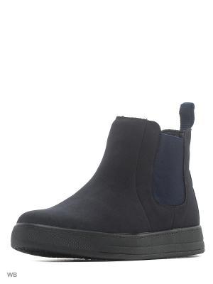 Ботинки KEDDO. Цвет: темно-синий