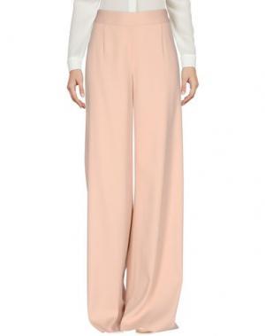 Повседневные брюки CHRISTOPHER KANE. Цвет: светло-розовый