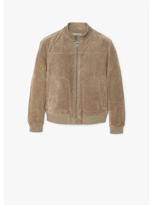 Куртка - DAN MANGO MAN. Цвет: бежевый