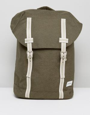 Spiral Оливковый рюкзак. Цвет: зеленый