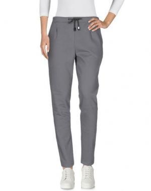 Повседневные брюки ED 2.0. Цвет: серый