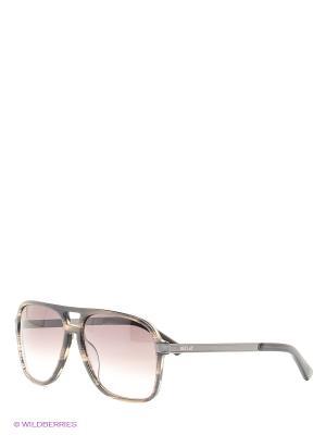 Очки солнцезащитные RY 509S 03 Replay. Цвет: темно-зеленый