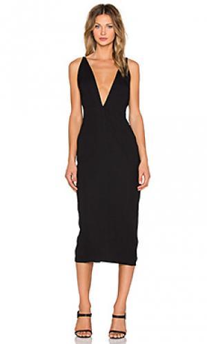 Платье cloe Maurie & Eve. Цвет: черный