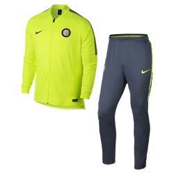 Мужской футбольный костюм Inter Milan Dri-FIT Squad Nike. Цвет: желтый