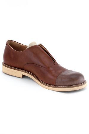 Ботинки Elena. Цвет: коричневый, серый