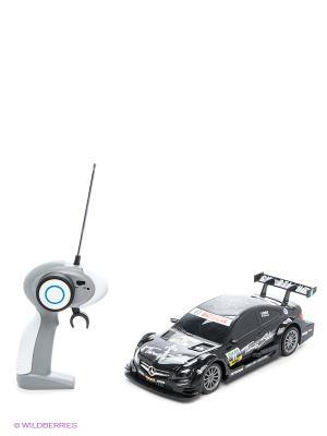 Машина DTM M-BENS C-Class Coupe AMG AULDEY. Цвет: черный