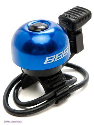 Звонок BBB. Цвет: синий