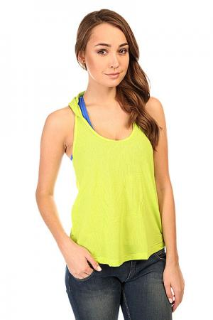 Майка женская  Sprinter T-Shirt Green CajuBrasil. Цвет: зеленый