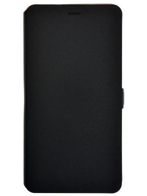 Чехол-книжка для Asus Zenfone 3 ZU680KL Prime. Цвет: черный