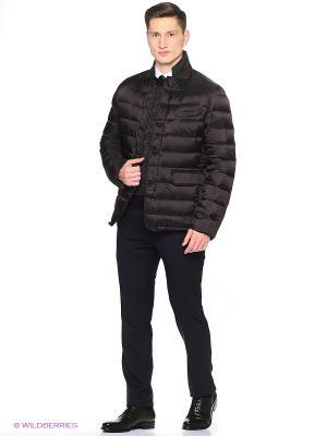 Куртка Alfred Muller. Цвет: темно-коричневый