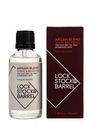 Масло для бритья Lock Stock & Barrel