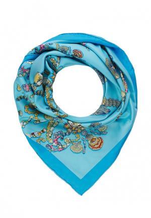 Платок Sabellino. Цвет: голубой