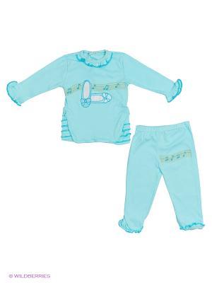 Комплект одежды Babycollection. Цвет: голубой