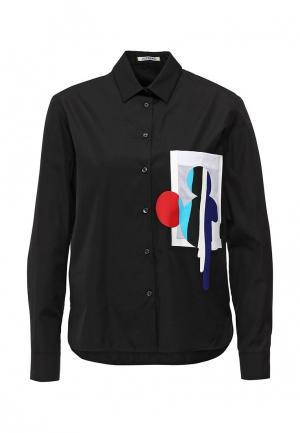 Рубашка Iceberg. Цвет: черный