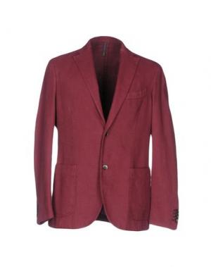 Пиджак MONTEDORO. Цвет: пурпурный