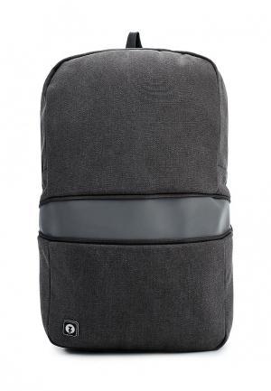 Рюкзак Zipit. Цвет: серый