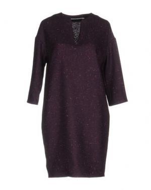 Короткое платье LAVINIATURRA. Цвет: розовато-лиловый