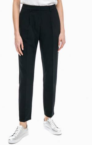 Базовые брюки зауженного кроя Silvian Heach. Цвет: черный