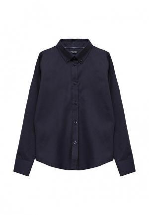 Рубашка Junior Republic. Цвет: синий