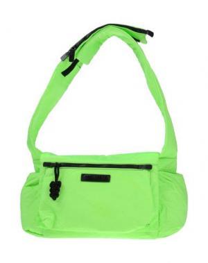 Сумка через плечо DSQUARED2. Цвет: зеленый