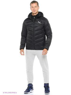 Куртка ACTIVE 650 Goose Down Jkt Puma. Цвет: черный