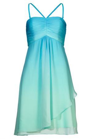 Платье Apart. Цвет: бирюзовый, аквамариновый