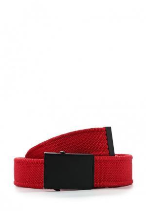 Ремень Jack & Jones. Цвет: красный