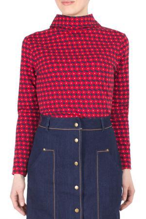 Пуловер FEVER LONDON. Цвет: бежевый