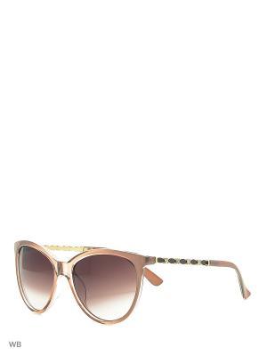 Солнцезащитные очки Vittorio Richi. Цвет: бежевый