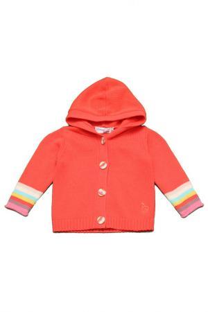 Кардиган Bonnie Baby. Цвет: оранжевый
