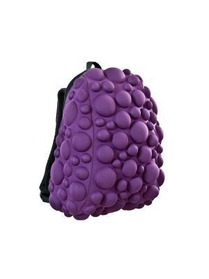 Рюкзак Bubble Half, цвет Slurple (фиолетовый) MadPax. Цвет: фиолетовый