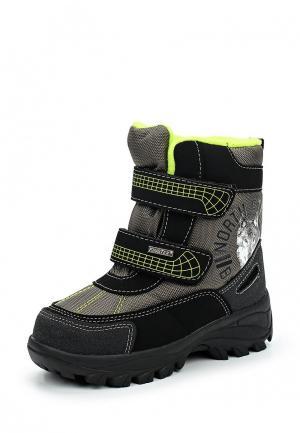 Ботинки Ulёt. Цвет: хаки