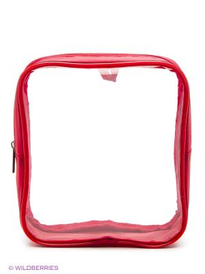 Несессер Авиа-2 Cross Case. Цвет: красный