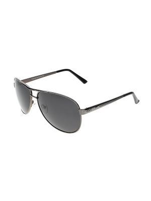 Очки солнцезащитные Infiniti. Цвет: серый, черный