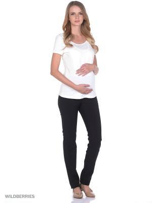 Брюки для беременных impressmama. Цвет: черный