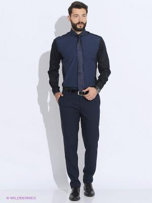 Рубашка Barkland. Цвет: синий
