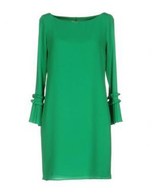 Короткое платье TWENTY EASY by KAOS. Цвет: зеленый